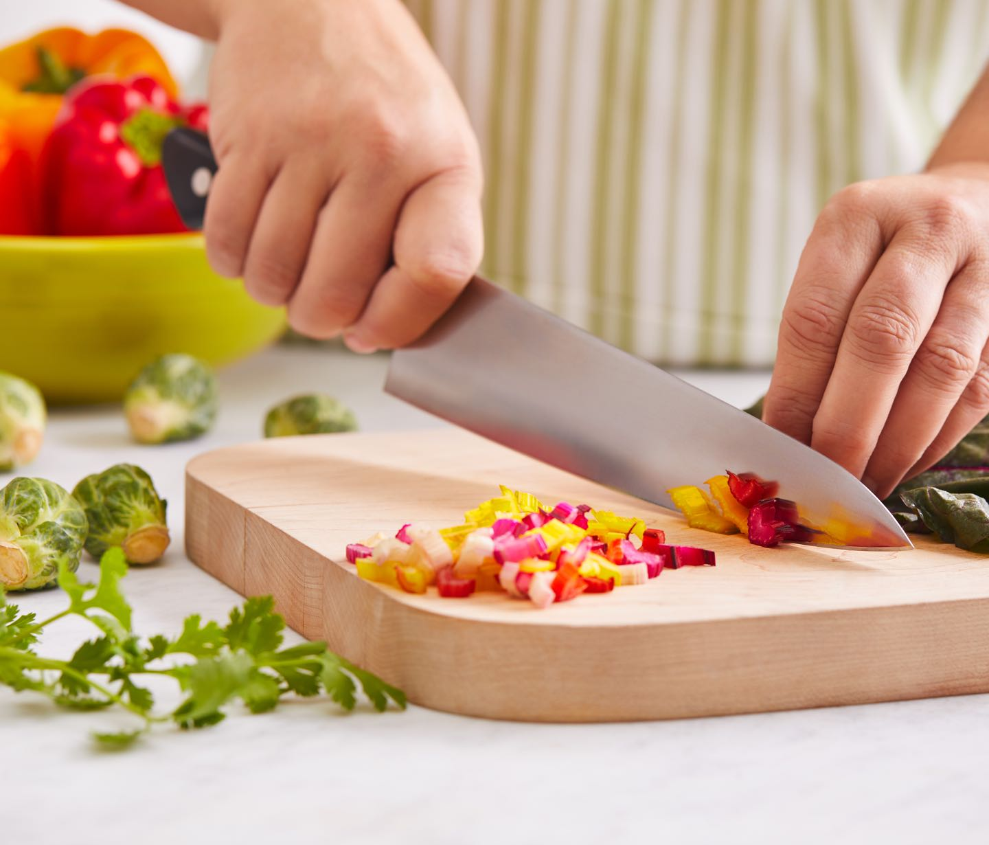 Tap into your inner chef