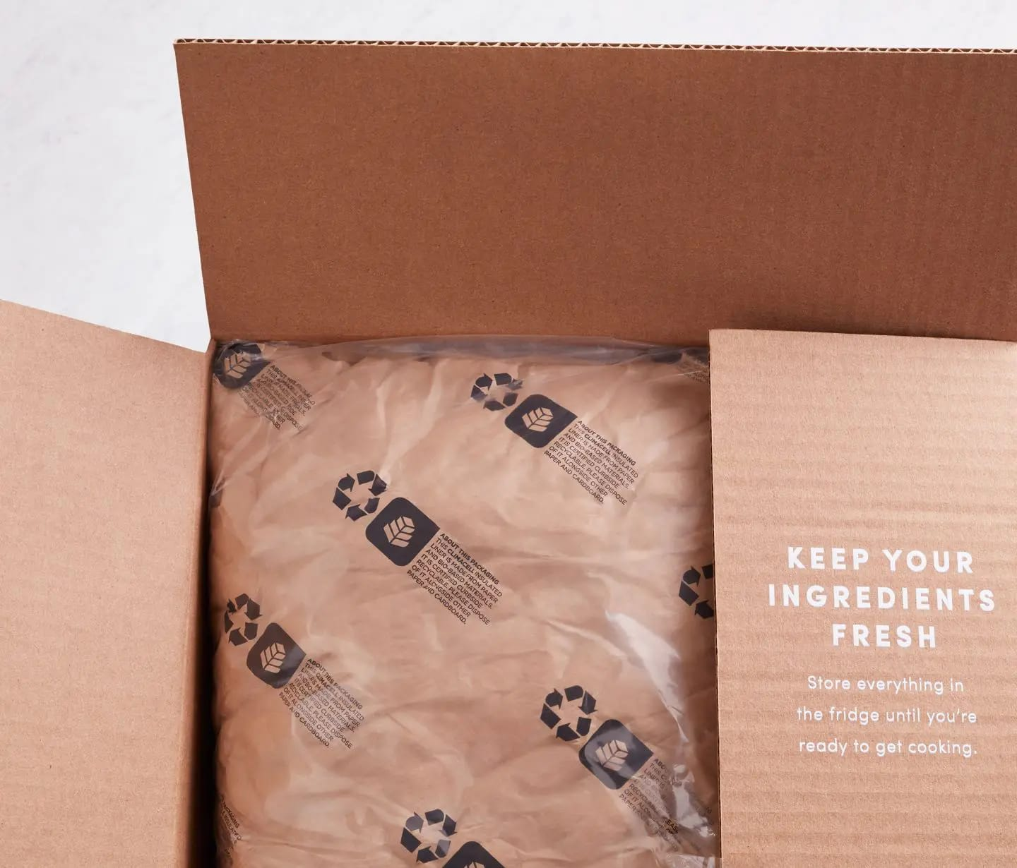 Thoughtful packaging